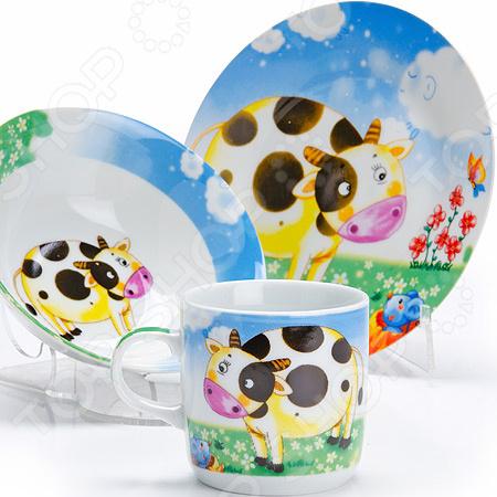 Набор посуды для детей