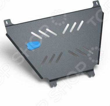 Комплект: защита раздаточной коробки и крепеж Novline-Autofamily Great Wall Sailor, G5, Hover, Hover H5 2006: 2,4 бензин МКПП great wall suv g5