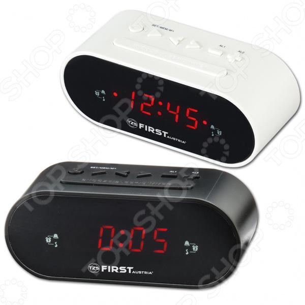 Радиочасы First 2406-5
