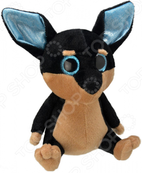 Мягкая игрушка Wild Planet «Чихуахуа» Мягкая игрушка Wild Planet «Чихуахуа» /