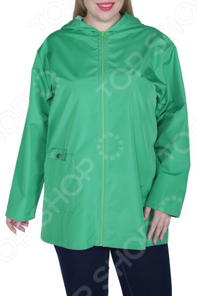 Дождевик Гранд Гром «Дождливый день». Цвет: зеленый туника гранд гром ассорти идей цвет коричневый