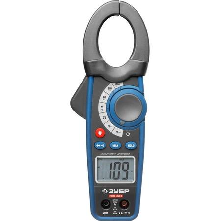 Купить Клещи токовые измерительные Зубр «Профи» PRO-824