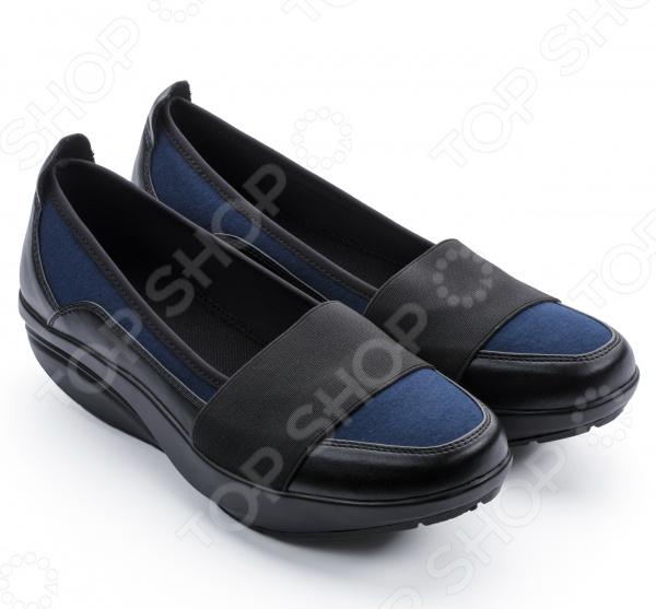 Балетки спортивные Walkmaxx Comfort 3.0. Цвет: синий
