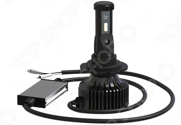 Комплект автоламп светодиодных ClearLight Laser Vision HB3 4300 lm 24W лампа led clearlight laser vision h4 4300 lm 24w 2 шт