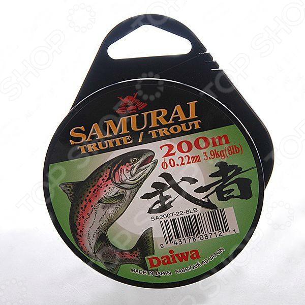 Монолеска Daiwa Samurai Trout