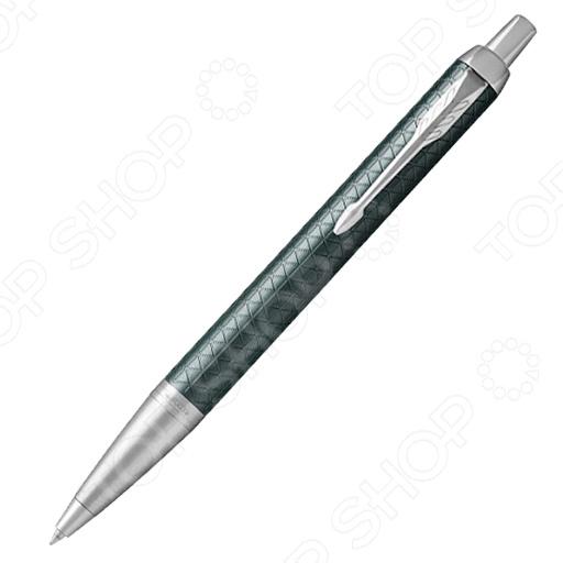 Ручка шариковая Parker IM Premium Green CT