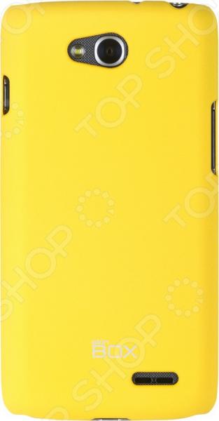 цена Чехол защитный skinBOX LG L90