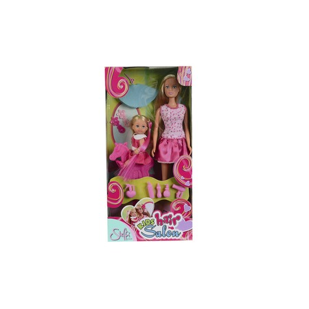 Купить Кукла с аксессуарами Simba Штеффи-парикмахер и Еви