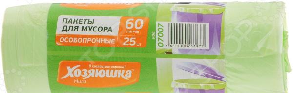 Пакеты для мусора Хозяюшка «Мила» 07007 пакеты для мусора curver 130л 10шт 1115293