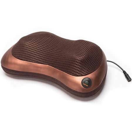 Купить Подушка массажная Bradex «Шея, плечи, спина»