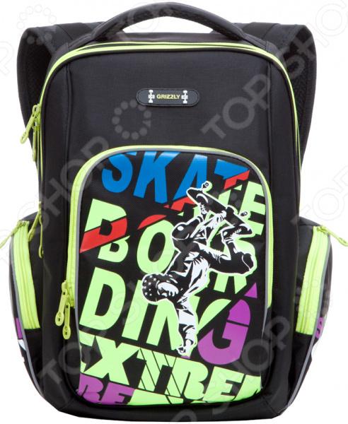 Рюкзак школьный Grizzly RB-630-2