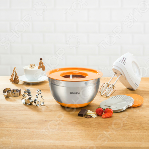 Кухонный набор Delimano Mix «Семейное чудо» кухонный набор сима ленд шеф повар хрюша 3505364