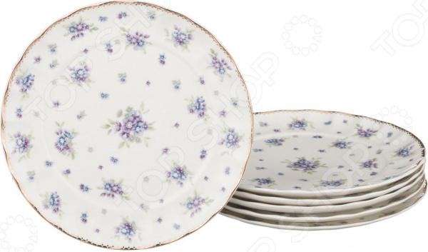 Набор десертных тарелок Lefard «Реймон»