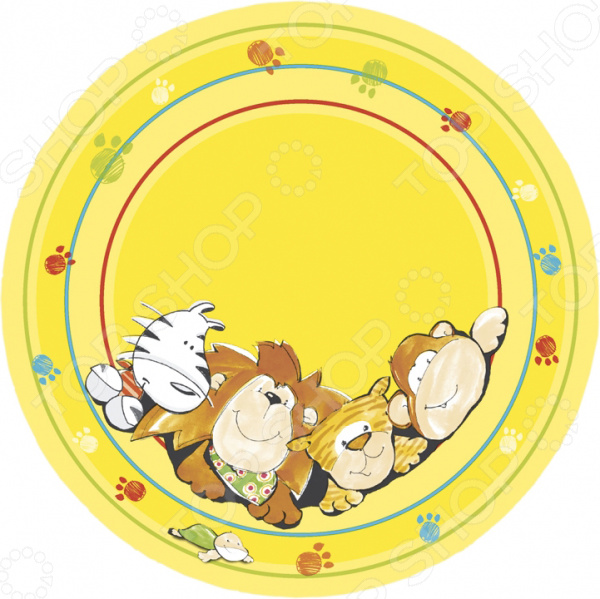 Набор тарелок одноразовых Duni Premium 167969
