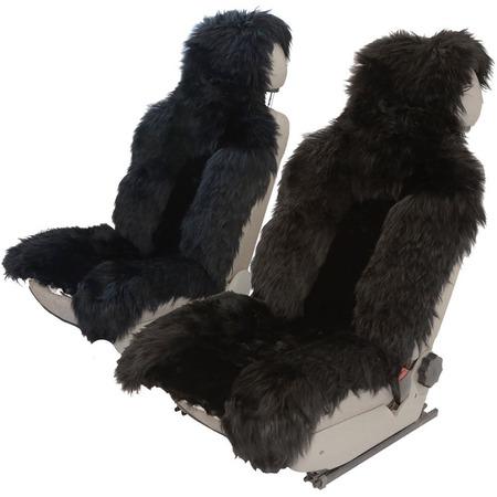 Купить Комплект меховых накидок на сиденья Senator Country Luxe