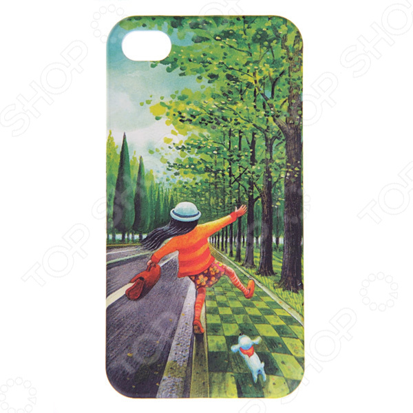 Чехол для iPhone 5 Mitya Veselkov Kafkafive-45 mitya veselkov тюльпановый принт чехол для apple iphone 5 5s