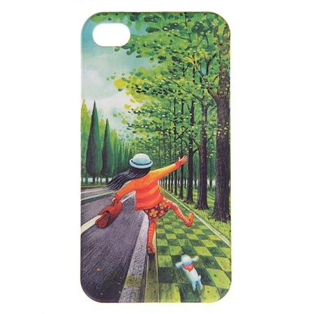 Купить Чехол для iPhone 5 Mitya Veselkov Kafkafive-45