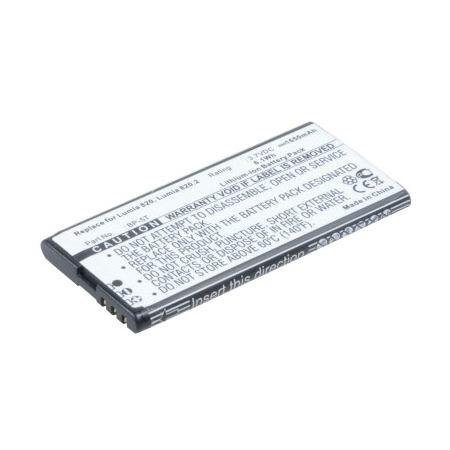 Аккумулятор для телефона Pitatel SEB-TP328 для Nokia Lumia 820 (Arrow)/825, 1650mAh