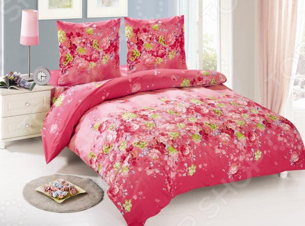 Комплект постельного белья Amore Mio BZ Kayla. 1,5-спальный