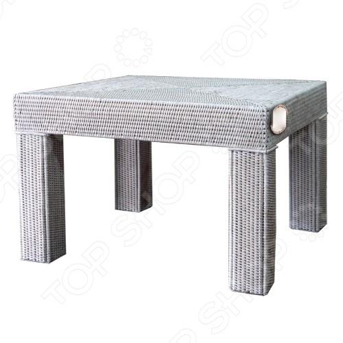 Столик плетеный 2К Комфорт плетеный мебель для кухни