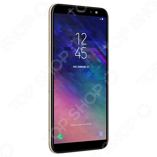 Смартфон Samsung Galaxy A6 (2018) 32Gb