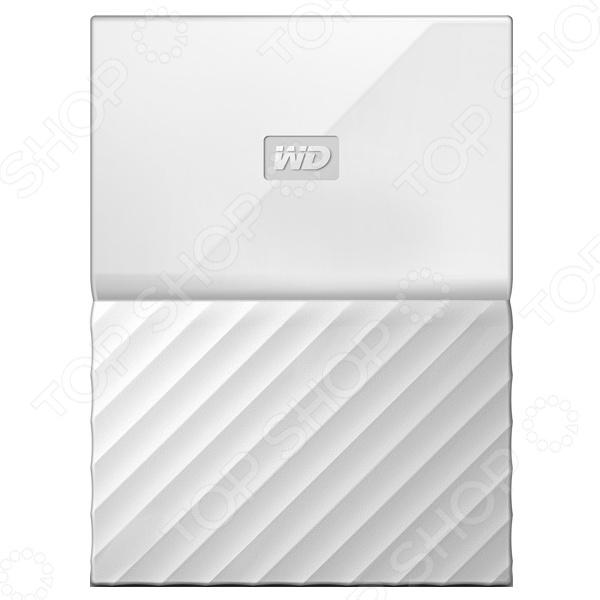 Внешний жесткий диск Western Digital WDBBEX0010BWT-EEUE