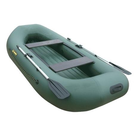 Купить Лодка с надувным дном Leader «Компакт-295»