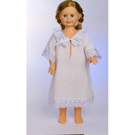 Купить Рубашка крестильная Осьминожка. Отделка: шитье