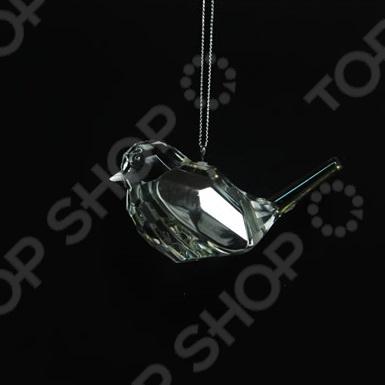 izmeritelplus.ru: Новогоднее украшение Crystal Deco «Птичка»