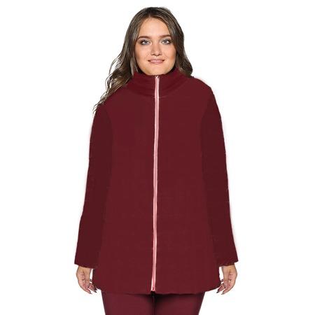 Купить Куртка Лауме-Лайн «Сезонное удовольствие». Цвет: красный