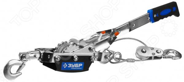 Лебедка автомобильная Зубр «Профессионал» 43105