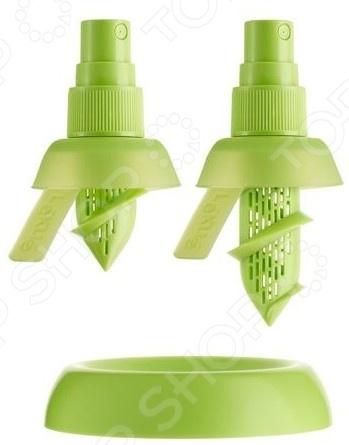 Набор: миска и 2 насадки-экстрактора Bradex Citrus Sprays&amp Holder Bradex - артикул: 865479