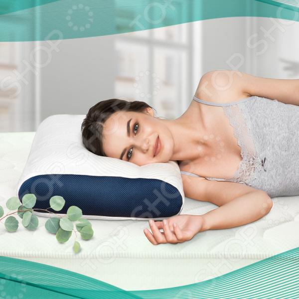Подушка анатомическая Dormeo «Воздушный сон» 2 в 1