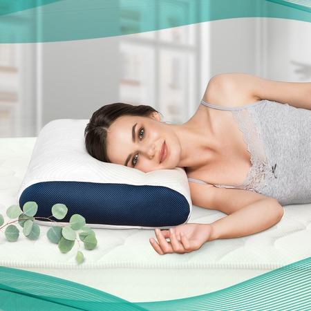 Купить Подушка анатомическая Dormeo «Воздушный сон» 2 в 1