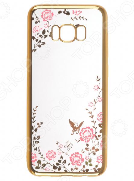 Чехол защитный skinBOX 4People для Samsung Galaxy S8 Plus