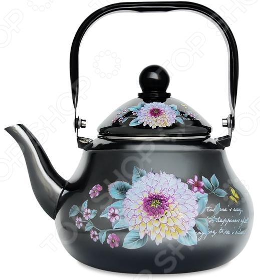 Чайник эмалированный LARA LR00-31 чайник lara lr00 61