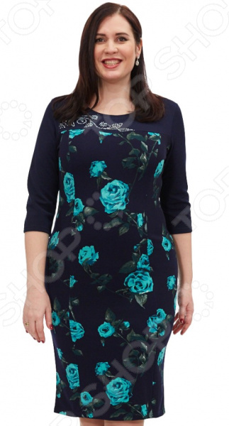 Платье Лауме-стиль «Сусанна». Цвет: зеленый платье лауме стиль райский сад цвет синий