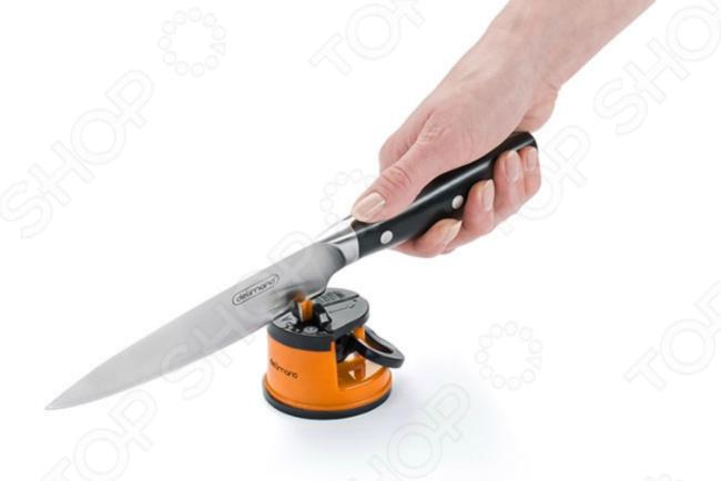 Ножеточка Delimano «Брава» и набор из 3-х ножей 8
