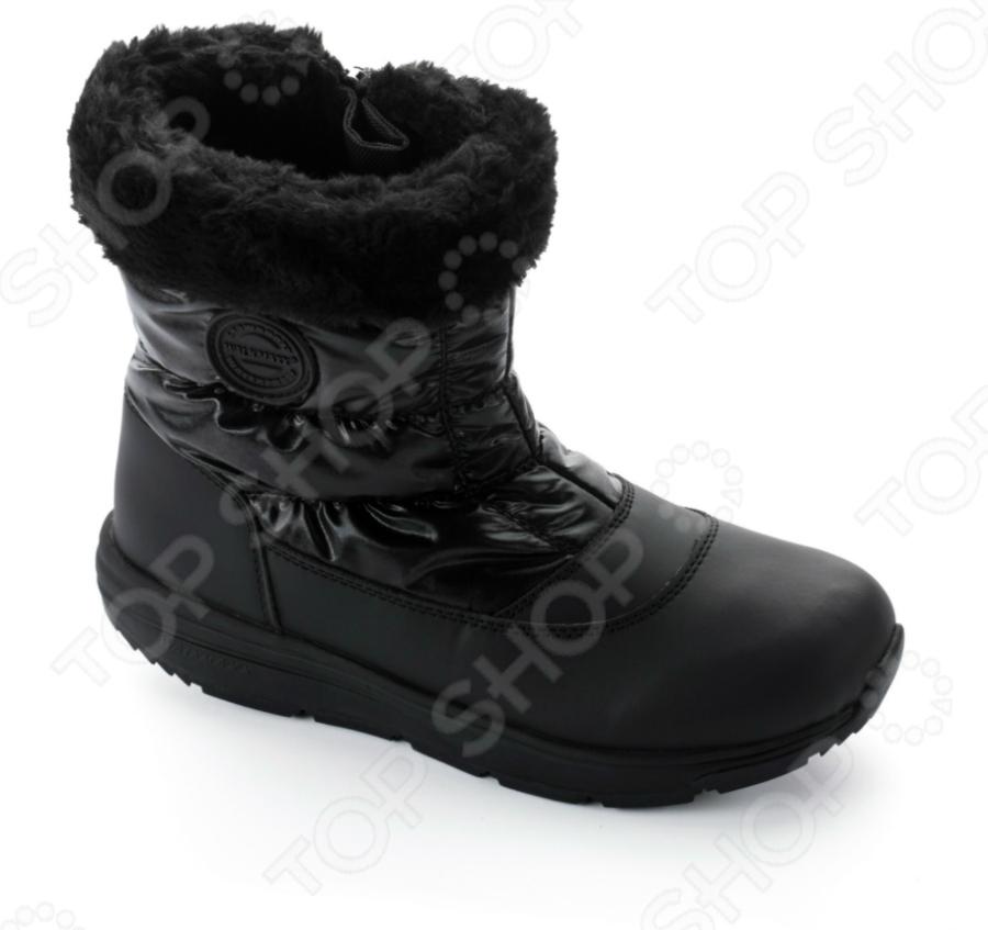 Зимние полусапоги женские Walkmaxx Comfort 3.0 2