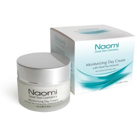 Купить Крем увлажняющий для жирной и нормальной кожи Bradex Naomi. Moisturizing Day Cream