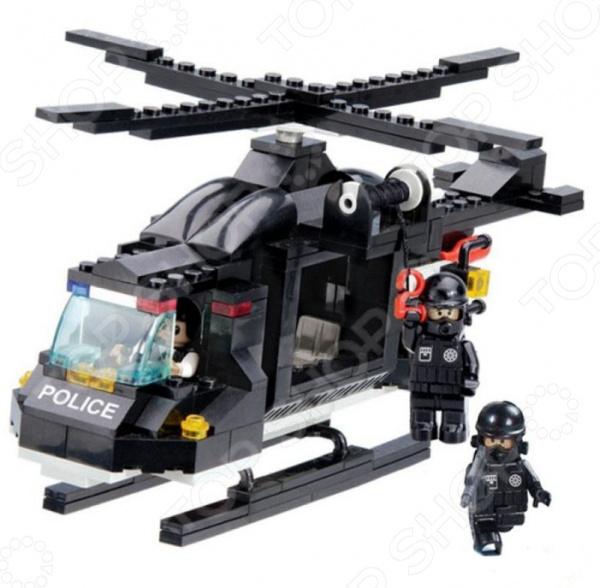 где купить Конструктор игровой 1 Toy «Полицеский спецназ. Воздушная охрана» по лучшей цене