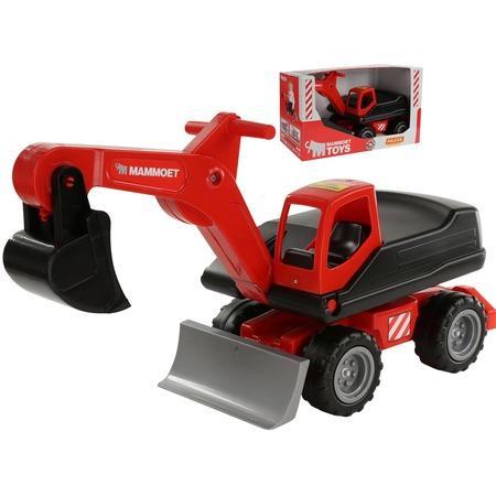 Купить Машинка игрушечная Wader MAMMOET «Мега-экскаватор колёсный» №2