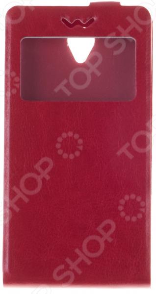все цены на Чехол-флип skinBOX Lenovo A5000 онлайн