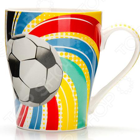 Кружка Loraine «Футбол» 26654