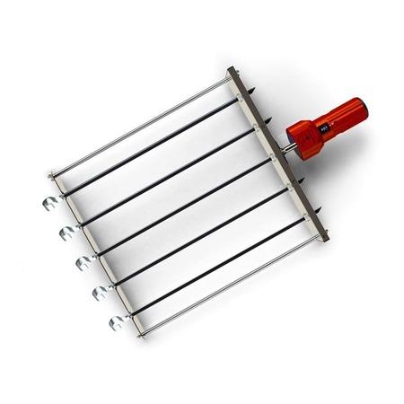 Купить Мангал «Чудо» механический. Количество шампуров: 5 шт