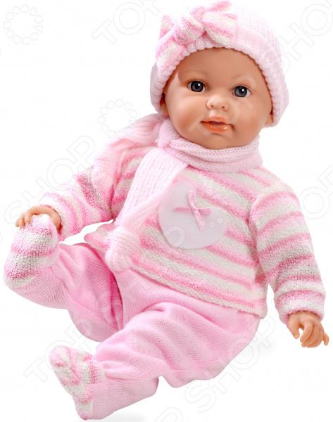 Zakazat.ru: Кукла интерактивная Arias Elegance в вязаном костюмчике