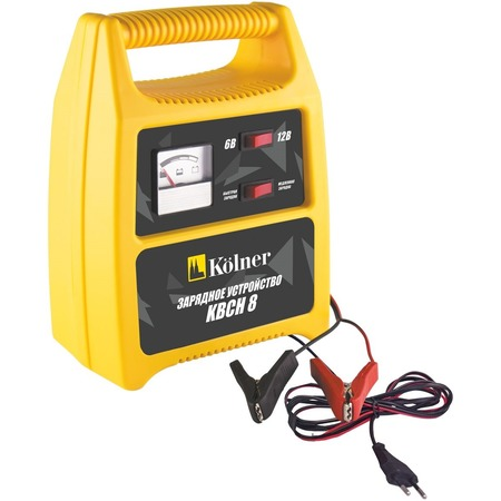 Купить Зарядное устройство Kolner KBCН 8