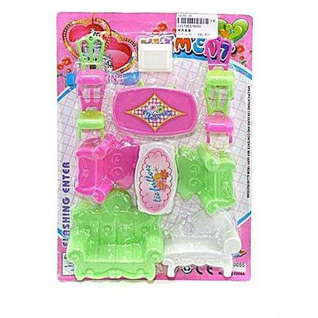 Купить Набор мебели игрушечный Shantou Gepai 629365