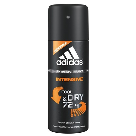 Купить Дезодорант-спрей для мужчин Adidas Anti-perspirant Spray Male