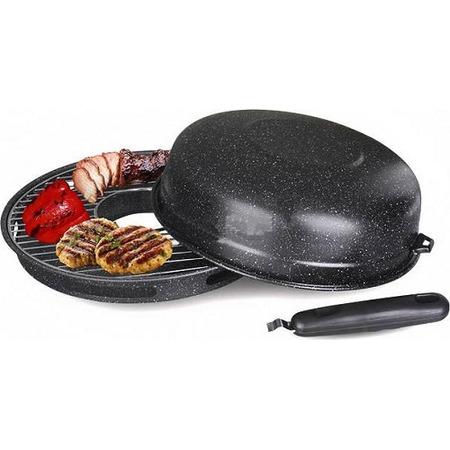 Купить Гриль газовый со съемной ручкой Kelli KL-115 «Приятного аппетита»